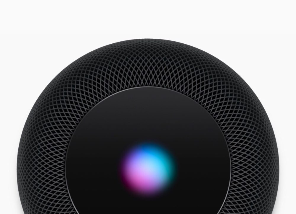 HomePod Noir Siri Comment configurer un HomePod (mini)