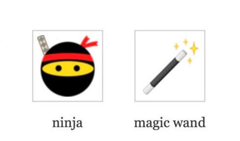 Possibles Emoji 2020 Voici les nouveaux Emojis qui seraient proposés en 2019