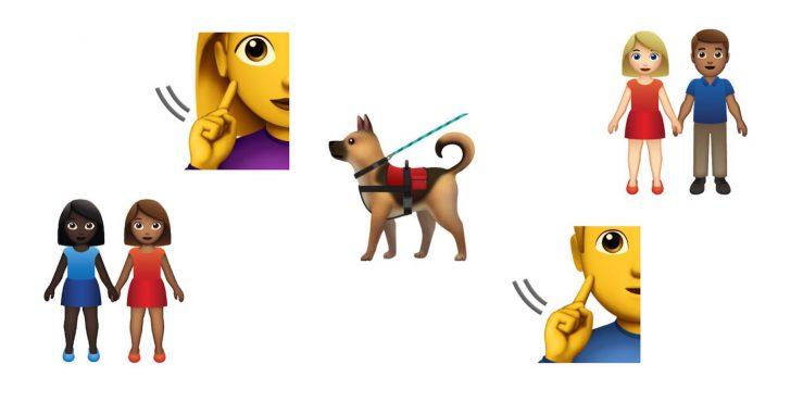 Posssibles Emojis 2019 Voici les nouveaux Emojis qui seraient proposés en 2019