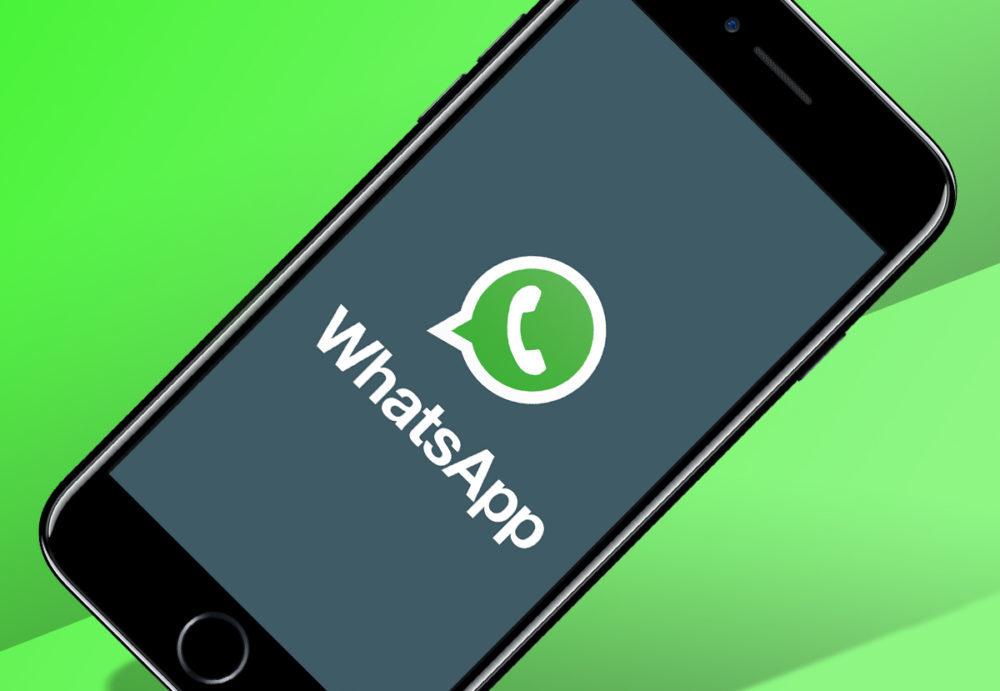 WhatsApp iPhone 1000x691 WhatsApp ajoute une option Vue unique pour envoyer des photos et vidéos qui disparaissent après ouverture