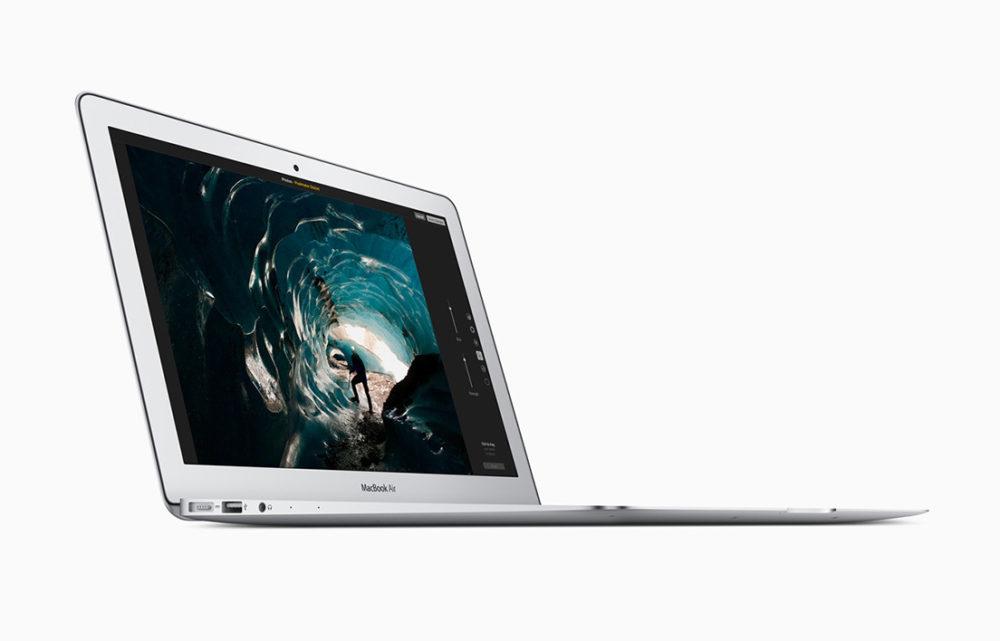 apple macbook air 1000x641 Le MacBook Air 2012 bientôt obsolète mais jouira des réparations jusquen 2020