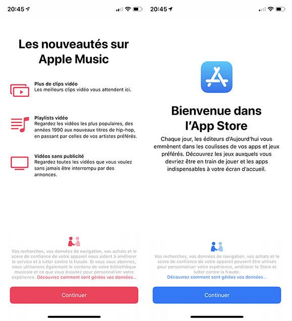 apple music app store ios 12 beta 6 iOS 12 bêta 6 : voici la liste des nouveautés découvertes