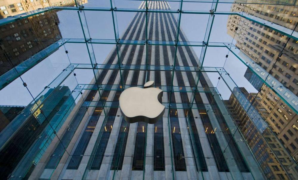 apple store 1000x603 Apple publie ses résultats financiers pour le Q3 2018 : une baisse pour les Mac