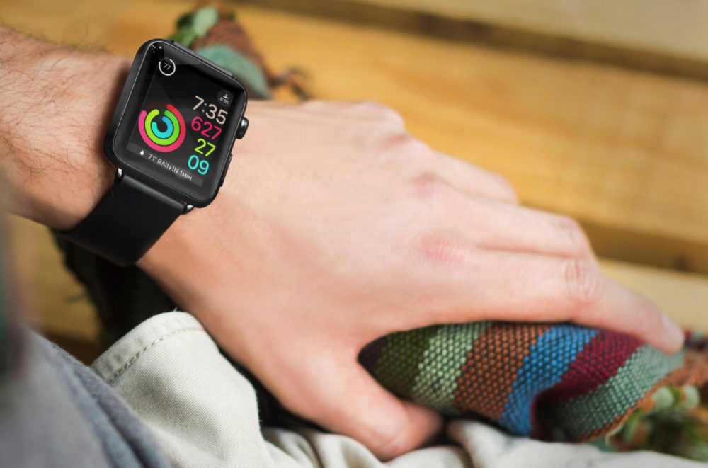 apple watch sante 1000x661 Apple cherche à créer des puces personnalisées à des fins médicales