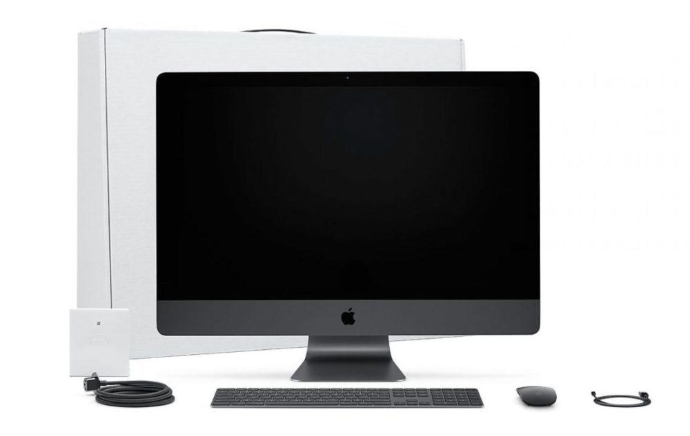 iMac Pro Reconditionne Apple 1000x633 Les iMac Pro reconditionnés sont à présent disponibles en France