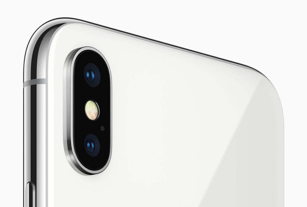 iPhone X Back Camera 1000x673 Le mode portrait de lappareil photo de liPhone serait amélioré avec iOS 12