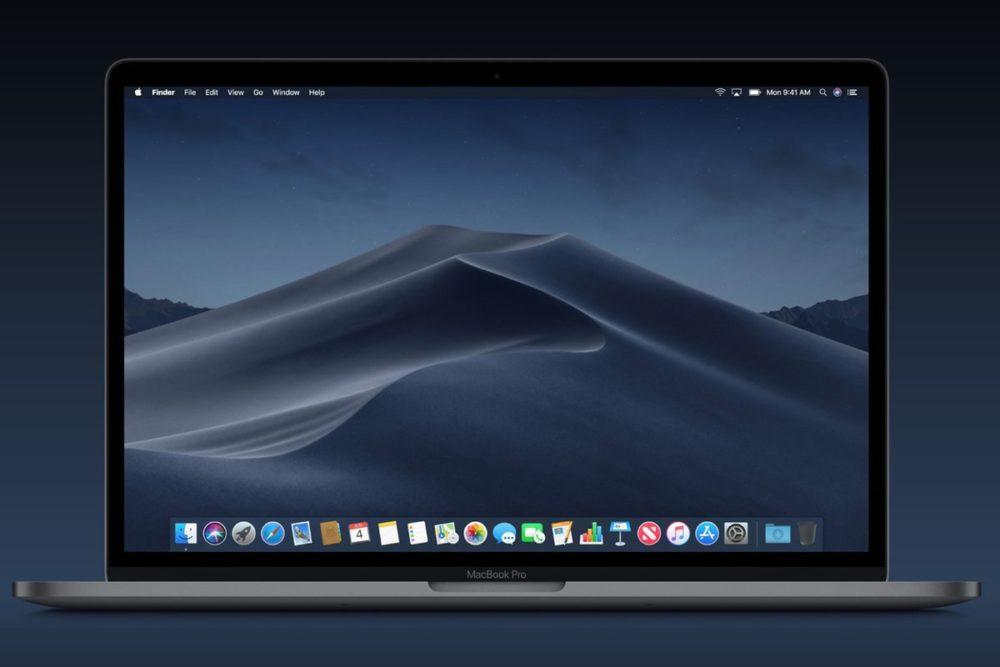 macos mojave 10 14 Date de sortie de macOS Mojave + bêta 11 disponible