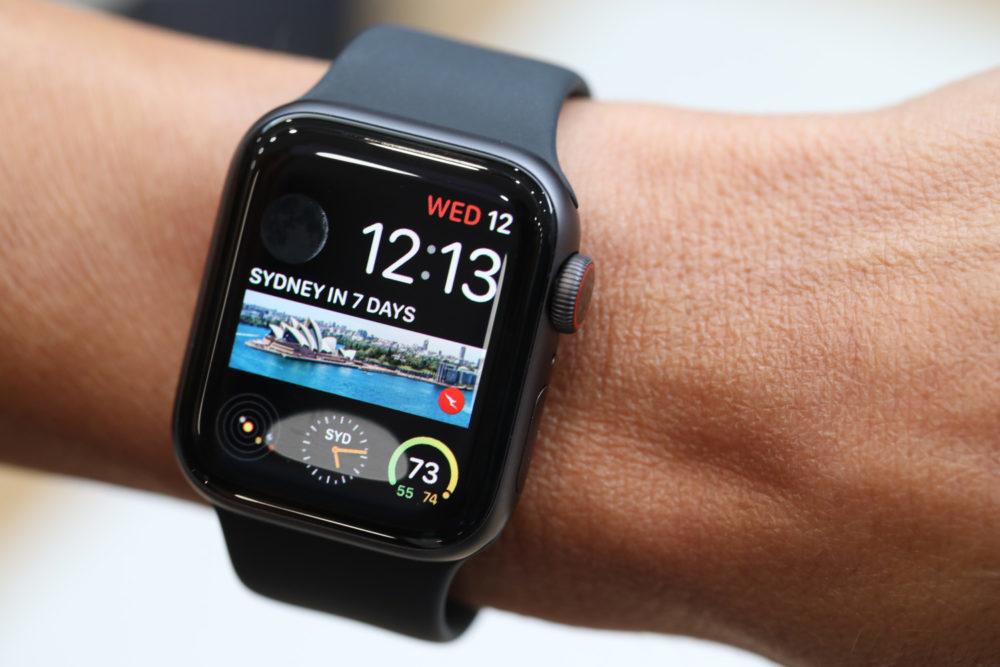 Apple Apple Watch Series 4 1000x667 Une nouvelle pub pour vanter les mérites de lApple Watch Series 4