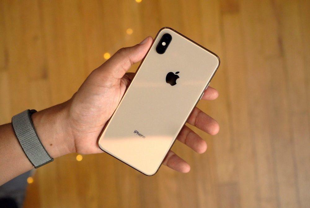 Apple iPhone XS Max 1000x670 La demande pour liPhone XS Max dépasse de loin la demande pour les iPhone « Plus »