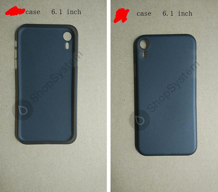 Coque iPhone 9 Fuite [Exclu]iPhone Xs et 9 : photos des premières coques et protections décran