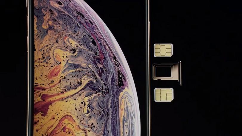 Double SIM iPhone Xs Le système de double carte SIM ne sera pas disponible sur les iPhone Xs/Xr au départ