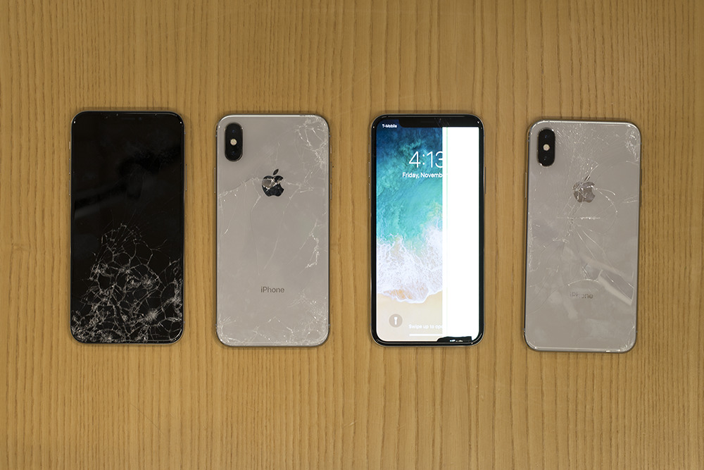 Ecran iPhone X Casse Apple Store et revendeurs agréés : les réparations décrans diPhone seront plus rapides