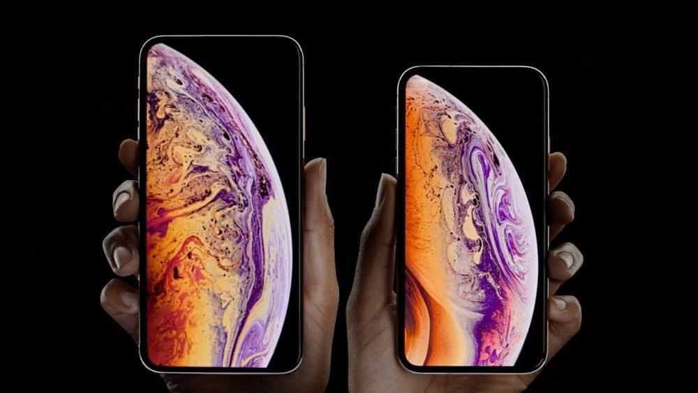 Pub Illusion iPhone Xs Illusion, la publicité de liPhone Xs qui crée lillusion autour de lencoche
