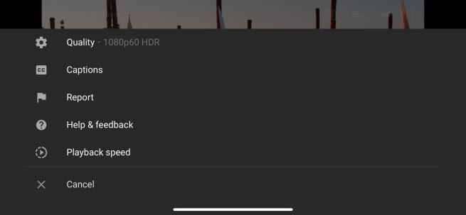 YouTube iOS HDR iPhone XS YouTube : le support des vidéos HDR arrive sur les iPhone 11 Pro