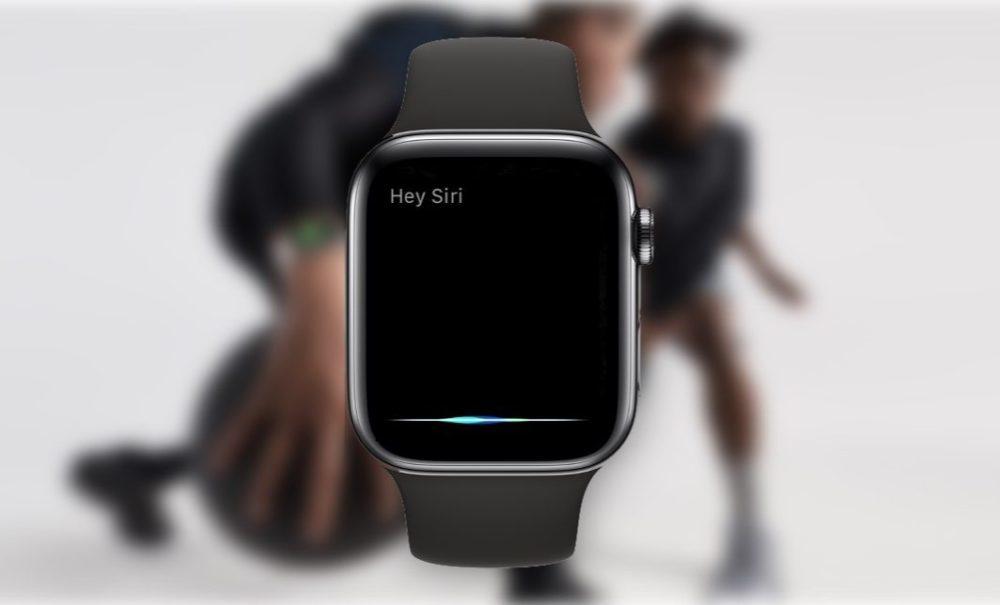 apple watch series 4 siri animation 2 1000x605 Apple Watch Series 4   Siri : lanimation de forme donde répond au rythme de votre voix