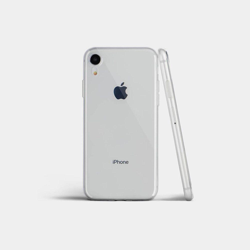 coque invisibleX iPhone XR transparente Coques et protections décran pour iPhone XS, XS Max et iPhone XR