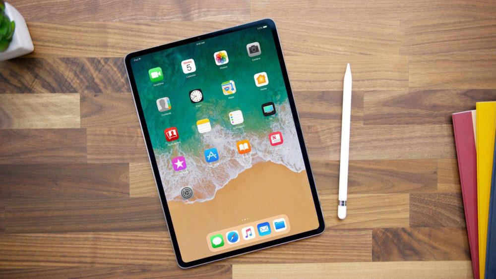 iPad 2018 Larrivée dun iPad (Pro ?) avec Face ID confirmée par iOS 12.1