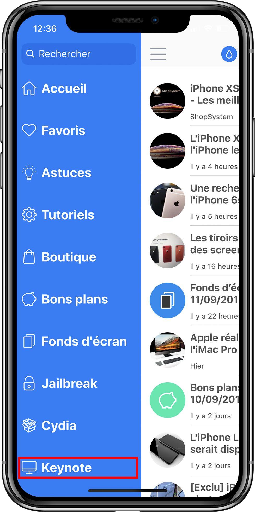 iPhone X AppSystem Le Live Keynote iPhone Xs/Xr est à suivre dès 18h30 sur AppSystem