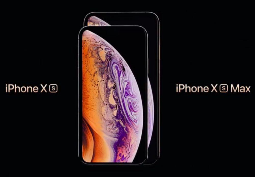 iPhone XS et iPhone XS Max 1000x696 iPhone Xs : Apple lance une pub de 54 secondes pour récapituler les nouveautés