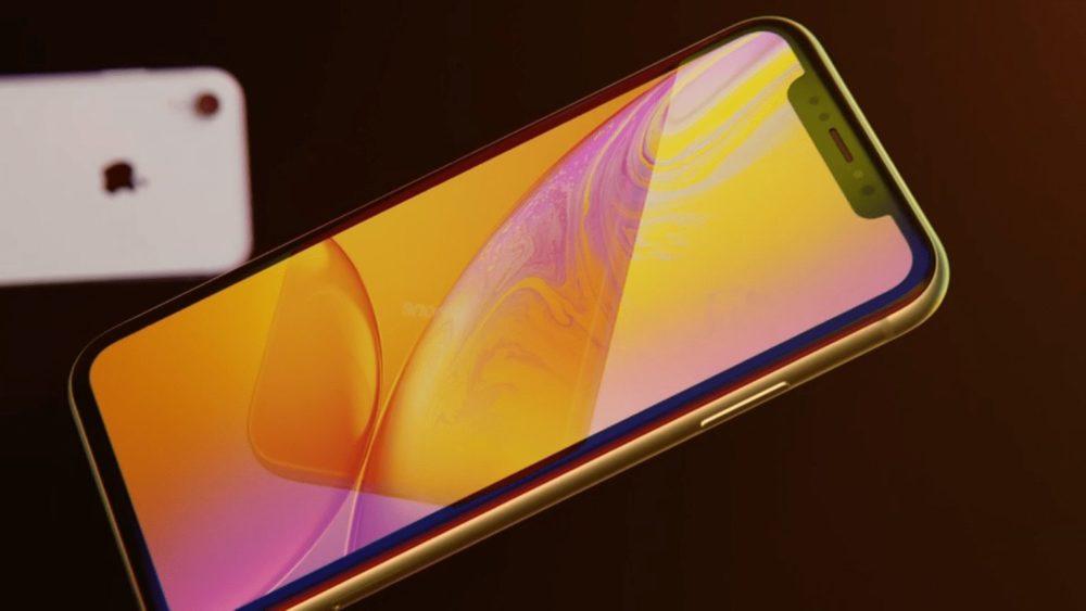 iPhone Xr Voici liPhone Xr, une version soft de liPhone Xs (prix, caractéristiques, date de sortie...)