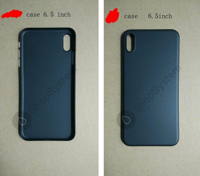 iPhone Xs Max Coque Fuite [Exclu]iPhone Xs et 9 : photos des premières coques et protections décran