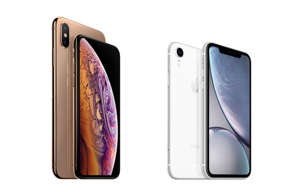 Benchmarks des iPhone Xs/Xs Max et iPhone XR : que vaut lA12 Bionic ?