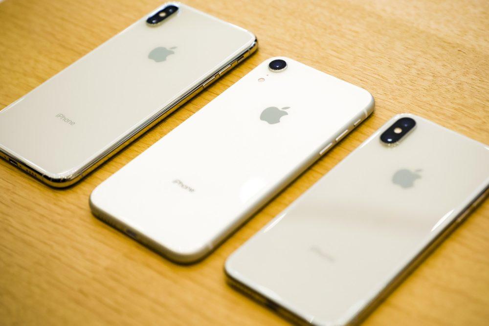 iPhone Xs Xs Max Xr La RAM et la capacité de batterie de liPhone Xs/Xs Max et Xr dévoilées