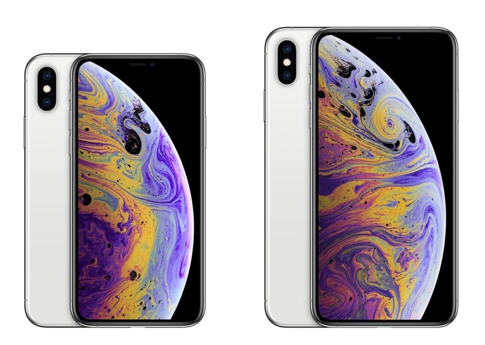 iPhone Xs vs iPhone Xs Max 1000x712 Les améliorations de la performance 4G LTE des iPhone XS cassent la baraque