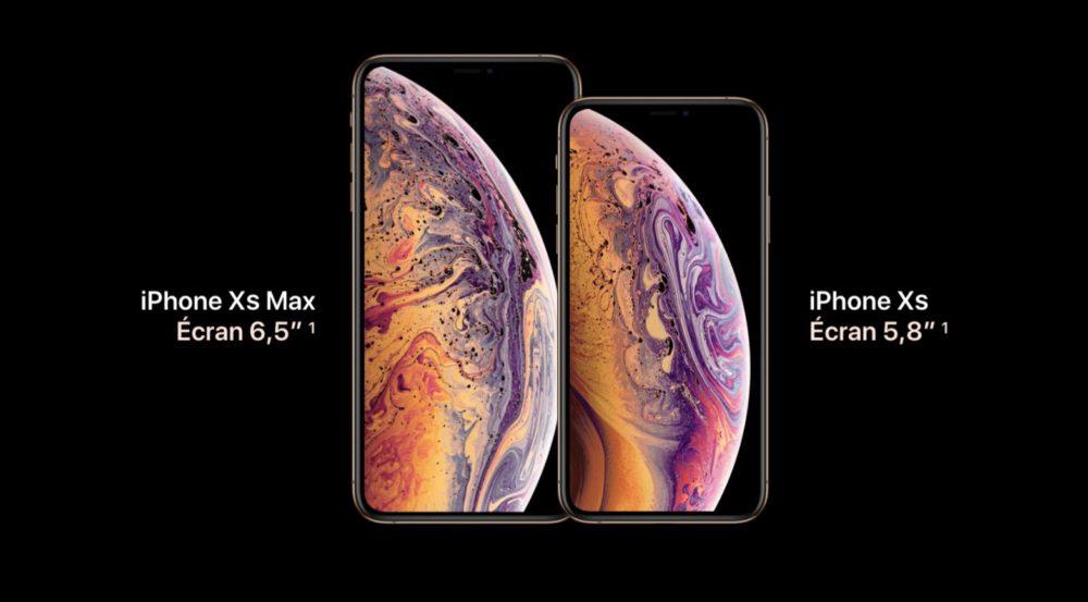 iPhone Xs Apple présente liPhone Xs et liPhone Xs Max : prix, caractéristiques et date de sortie
