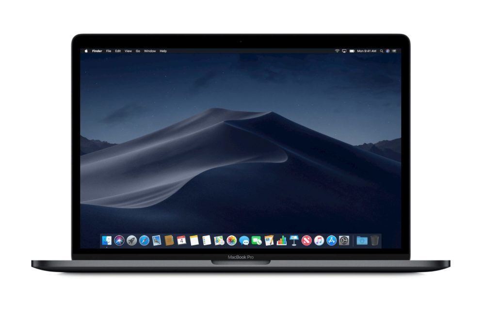 macos mojave apple macbook pro 1000x652 Apple publie une révision de la version de macOS 10.14.6