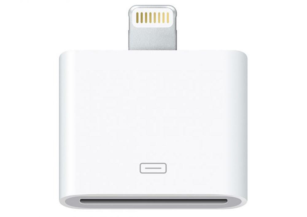 Adaptateur Lightning vers 30 broches 1000x708 Apple ne vend plus ladaptateur 30 broches vers Lightning