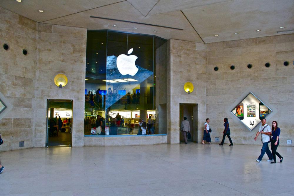 Apple Store Carrousel Louvre L'Apple Store du Carrousel du Louvre fermera définitivement le 27 octobre