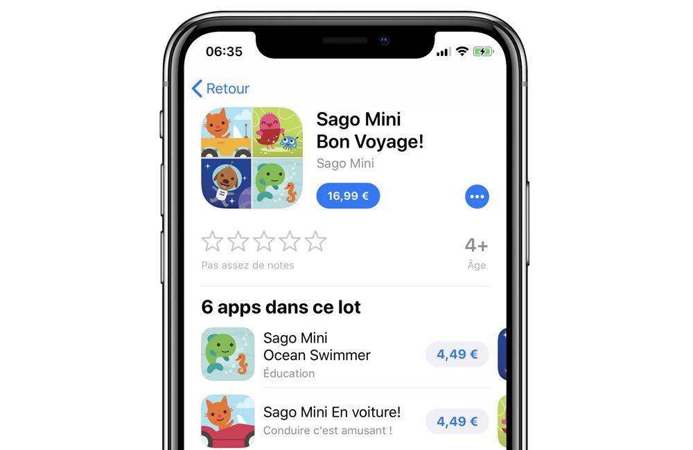 Bundle Apps App Store Les lots dapplications arrivent sur le Mac App Store