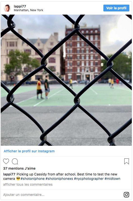Capture d'écran 2018 10 02 à 11.17.27 Apple publie des photos prises avec liPhone Xs par des utilisateurs