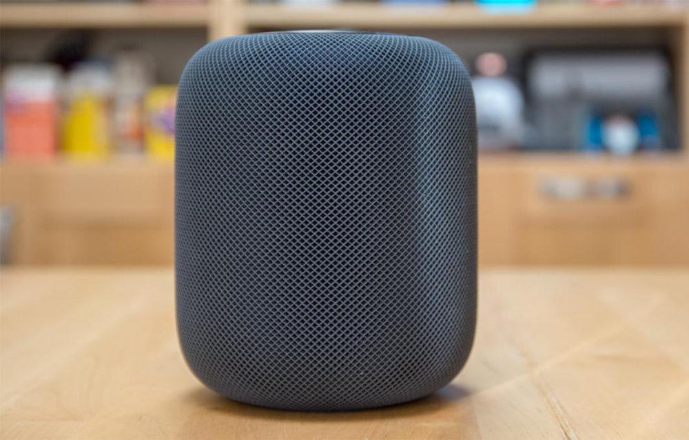 HomePod Apple Noir 1 1000x638 Apple commence à vendre des HomePod reconditionnés aux États Unis