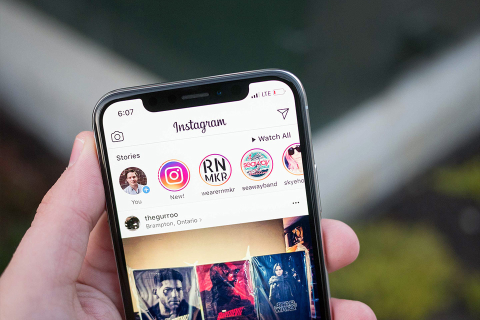 Instagram iPhone X Mise à jour dInstagram : support de liPhone Xs Max et iPhone Xr