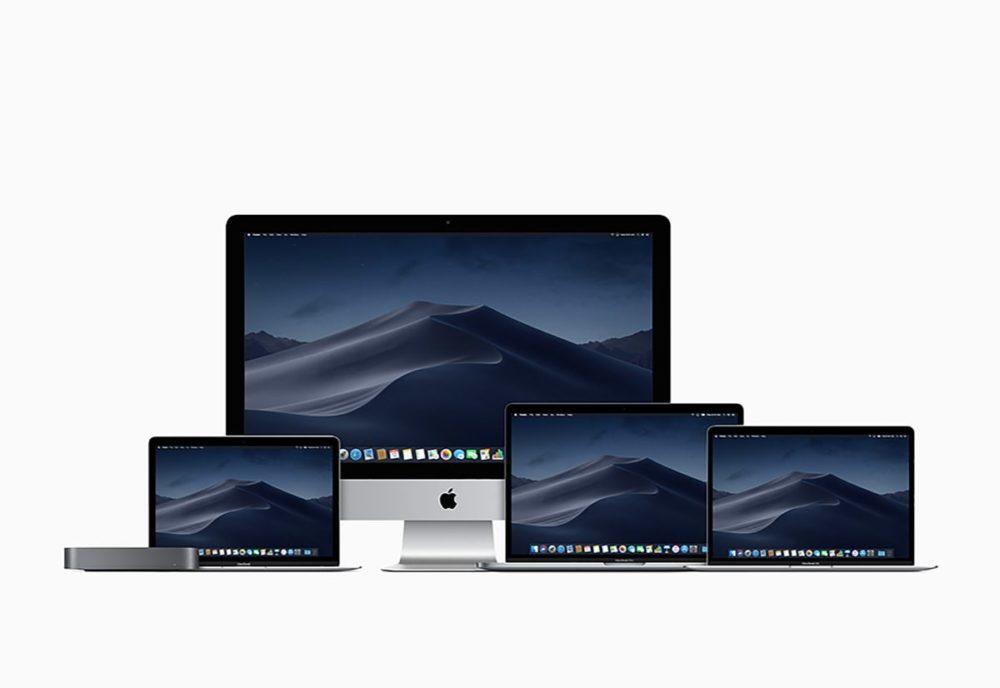 Mac macOS Mojave 10 14 1 1000x688 macOS 10.14.6 bêta 1 est disponible au téléchargement