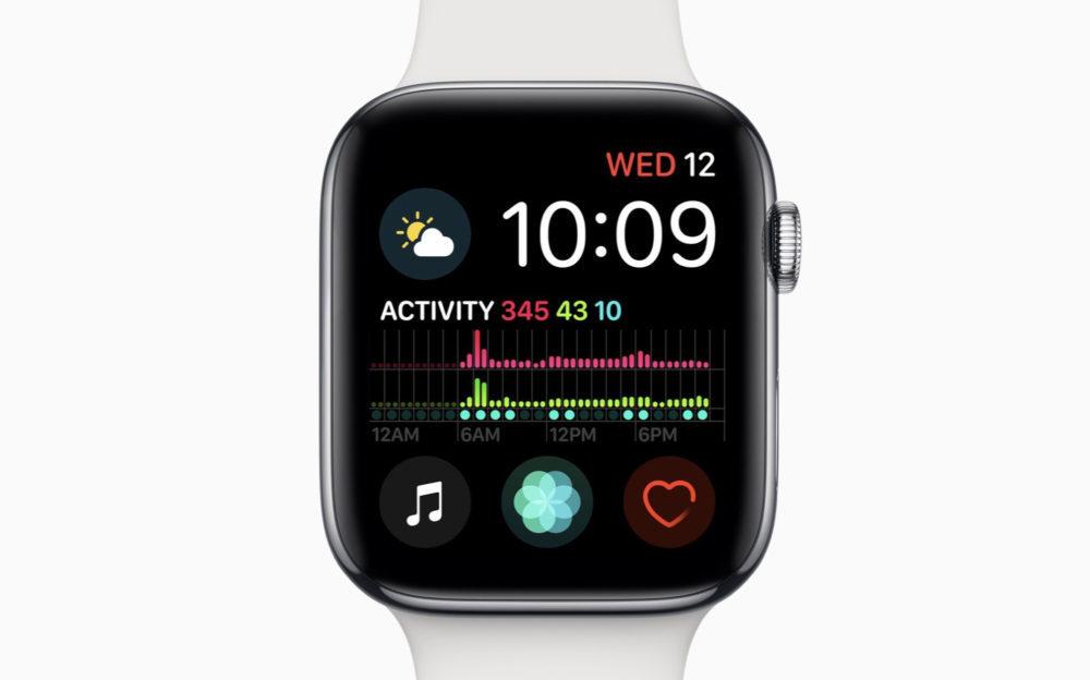 apple watch series 4 compilations copie 1000x624 Apple Watch Series 4 : certains modèles se bloquent en raison dun bug de lheure dété