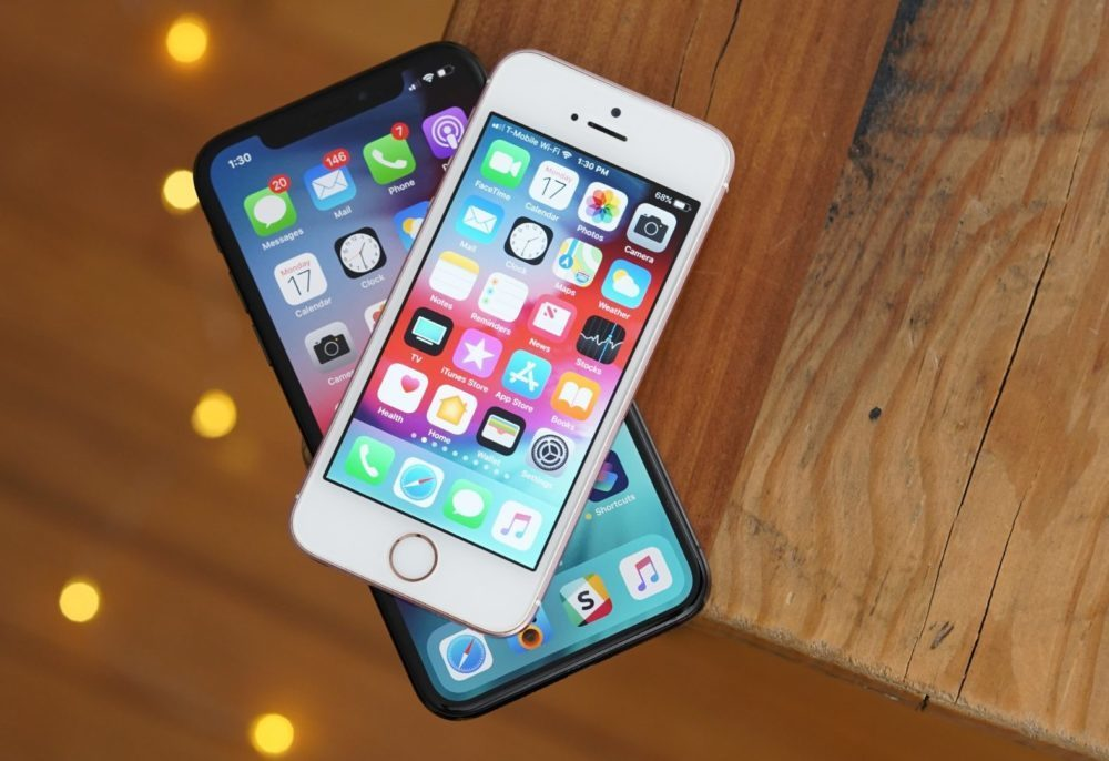 iOS 12 Test iPhone 1000x686 iOS 12.4 : lautonomie des iPhone est meilleure en comparaison avec iOS 12.3.1