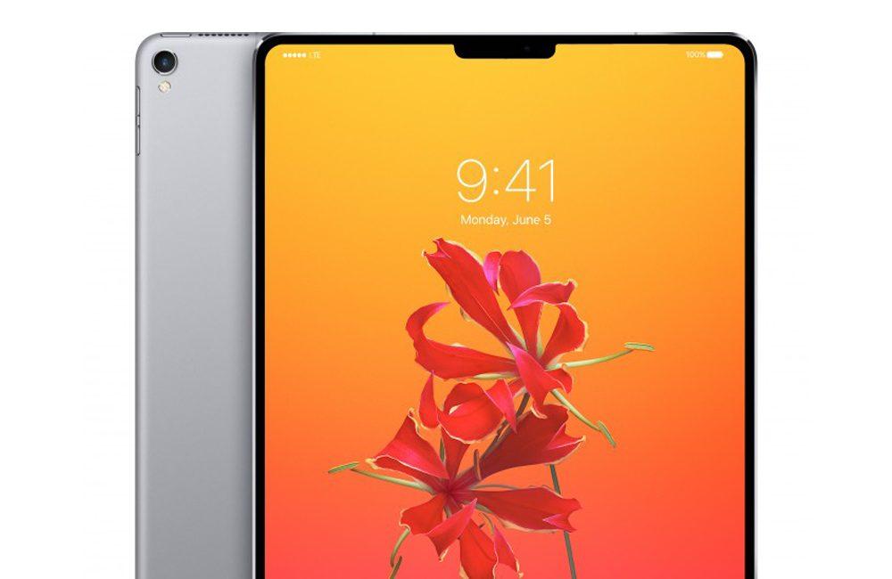 iPad Pro 2018 Face ID De lUSB C au lieu du Lightning sur le nouvel iPad Pro ?