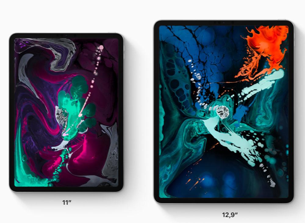 iPad Pro Octobre 2018 1 1000x732 Pas de port Jack sur liPad Pro de 2018 : Apple vend un adaptateur USB C vers jack 3,5 mm