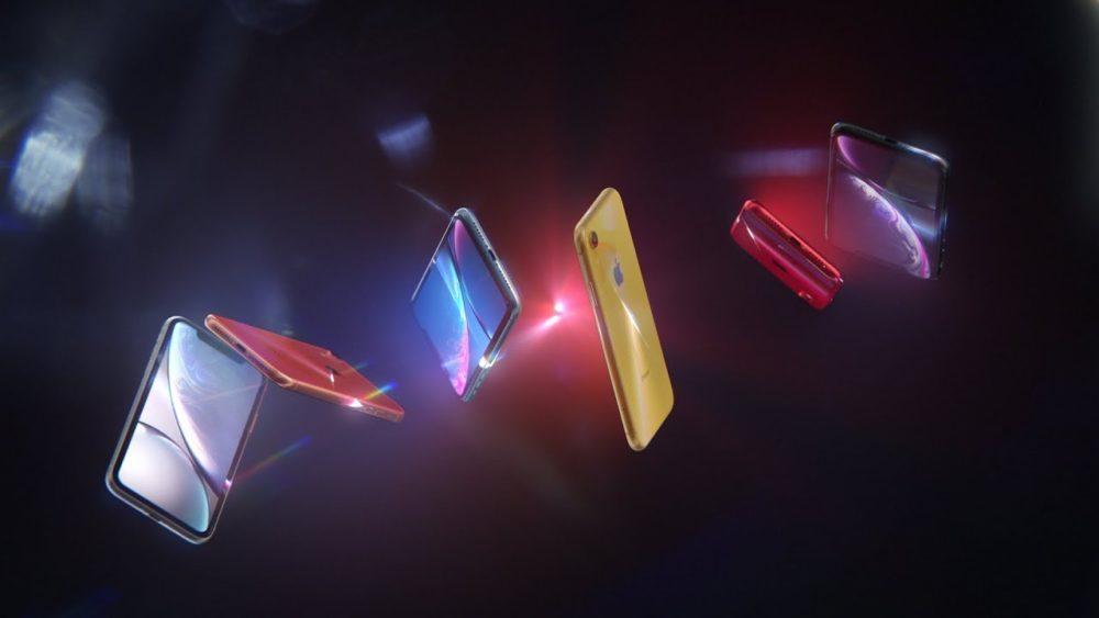 iPhone XR Pub Apple met en ligne les premières pubs consacrées à liPhone XR