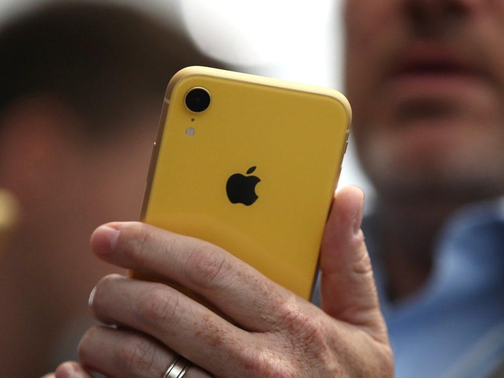 iPhone Xr Les précommandes de liPhone Xr sont ouvertes