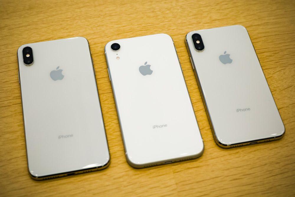 iPhone de 2018 iPhone de 2019 : des tailles décrans similaires aux iPhone de 2018 ?