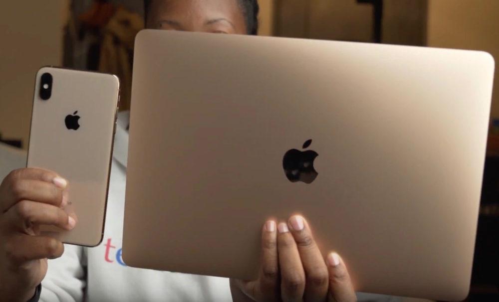 Apple MacBook Air Retina 2018 Deballage 1000x606 Les premiers déballages du MacBook Air Retina 2018 sont arrivés sur YouTube