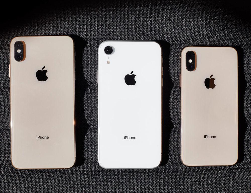 Apple iPhone XR iPhone XR XS Max 1000x769 Mauvaises ventes des iPhone : il faut changer le design ou baisser le prix, selon un analyste