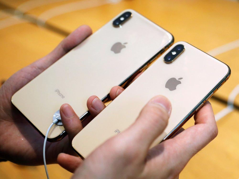 Apple iPhone XS et iPhone XS max 1000x750 La 5G pourrait ne pas être disponible sur les iPhone en 2020