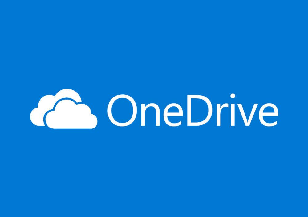 OneDrive Logo 1000x706 Lapplication OneDrive se met à jour pour supporter liPhone XS Max et liPhone XR