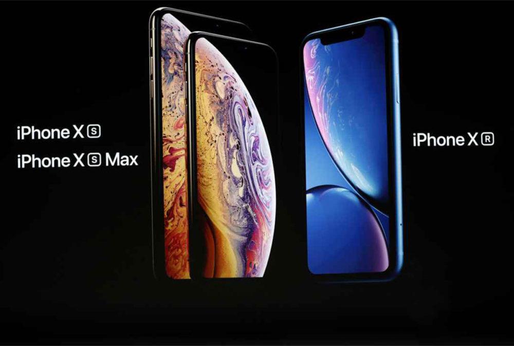 apple lancement iphone 2018 1000x673 Apple GiveBack : Apple vous offre 100 dollars de plus si vous prenez un iPhone XS/XS Max ou un iPhone XR