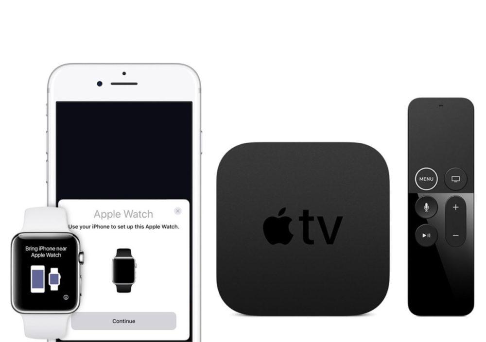 tvOS 12.1.2 et watchOS 5.1.3 bêta 2 sont disponibles